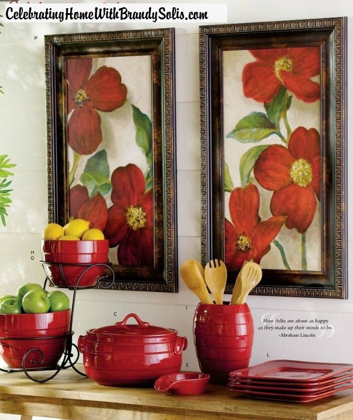 Berry beautiful stoneware from celebrating home www celebratinghomewithbrandysolis com