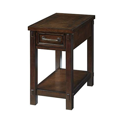 Xue Bai Side Table Antique End Table Sofa Side Coffee Snack