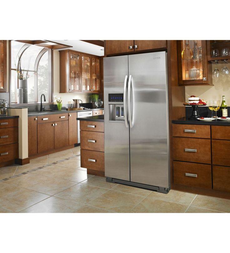24 cu ft counterdepth sidebyside refrigerator