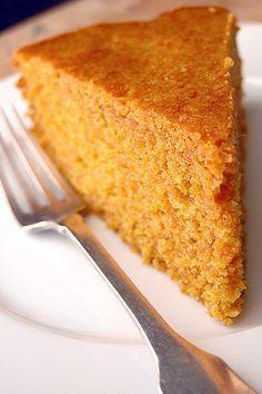 Torta impeccabile di carote e zenzero