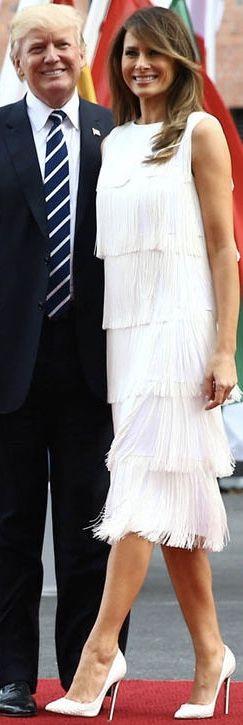 President Trump & First Lady Melania Trump