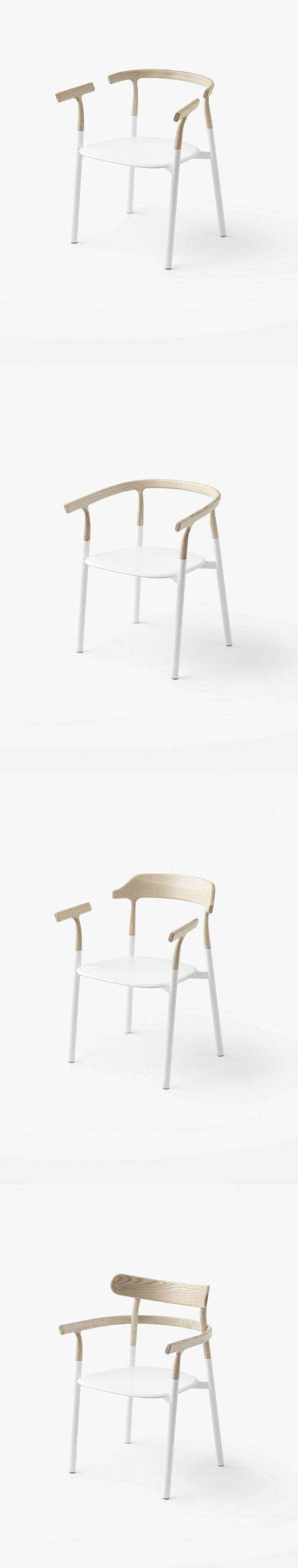 Twig Chair by Nendo #design #minimal #chair