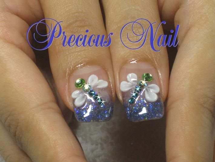 Nails Gallery - Precious Nail Services  This site has A TON of amazing nail designs