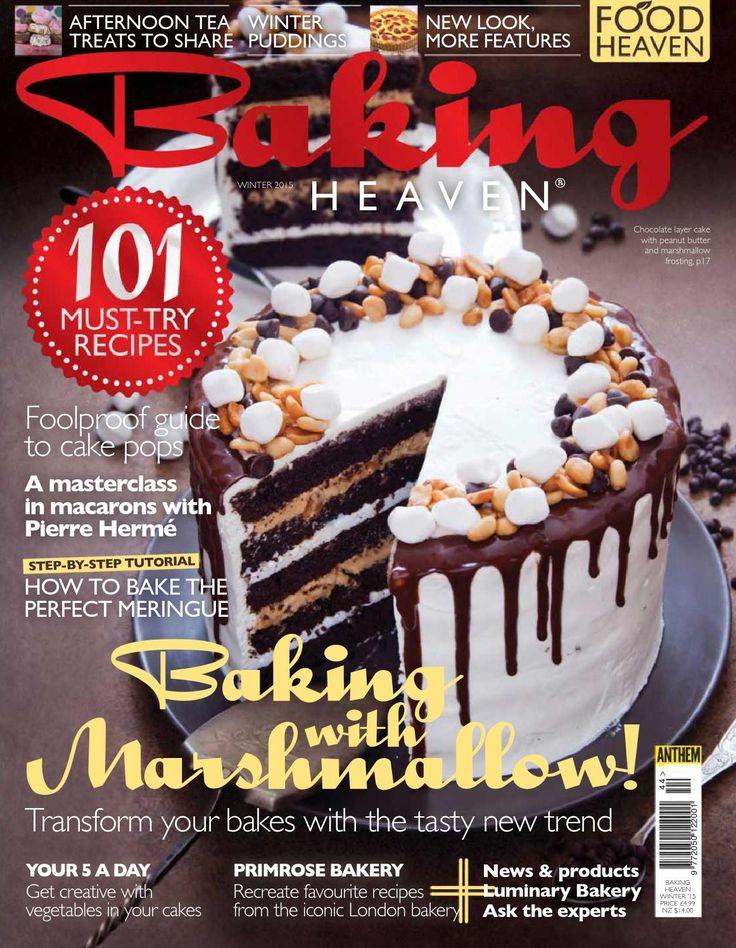 Baking heaven winter 2015 by FREE Magazine Inside