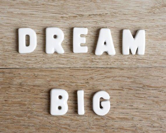 Dream Big (Wood floor) - 8 x 10 - Fine Art Photography print - Affordable home decor