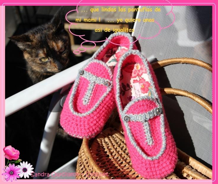 Zapatillas estilo Italiano.