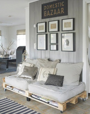 Palets, more bed ideas