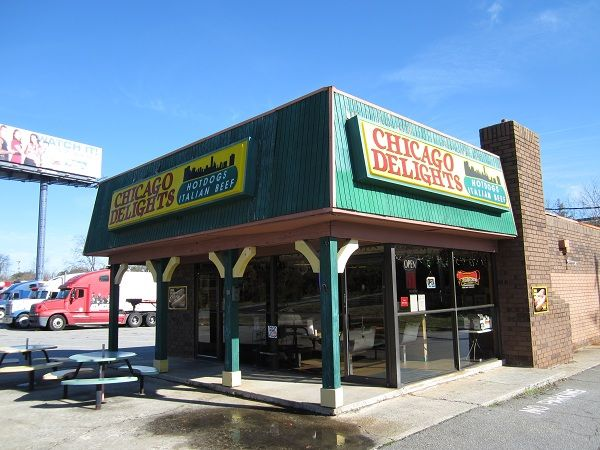 Chicago delights in marietta ga was previously an arthur for Arthur treachers fish and chips