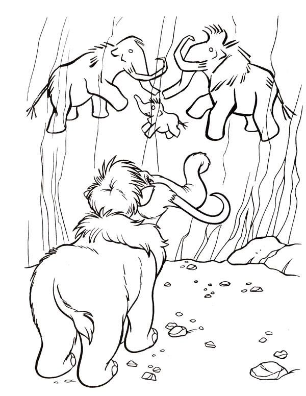 133 best ice age images on Pinterest | Coloring books, Coloring ...