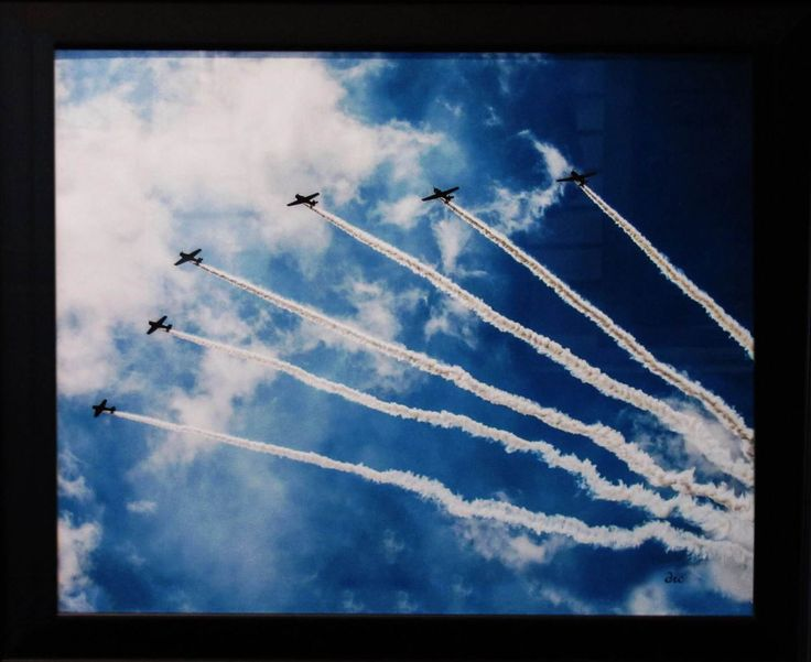 """""""Wild Blue Yonder."""" Photography. 16 x 20. Artist:  Dale Caperell."""