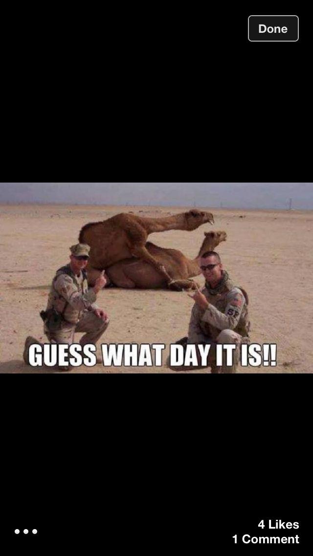 Military humor! sooooo much better