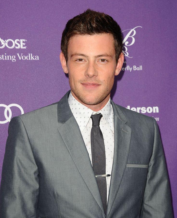 Cory Monteith-Glee,gone too soon
