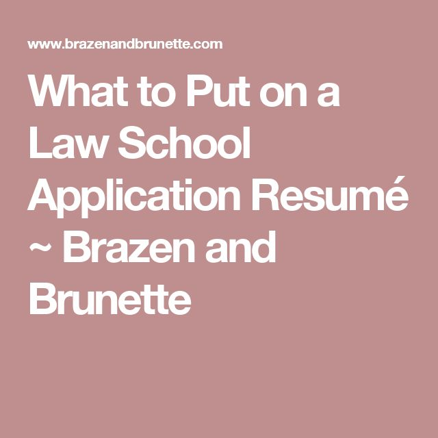 Best 25+ Law school application ideas on Pinterest School - law school application resume sample