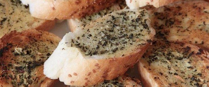 Fesleğenli Ekmek Hazırlamak / Yemek - Tatlı Tarifleri