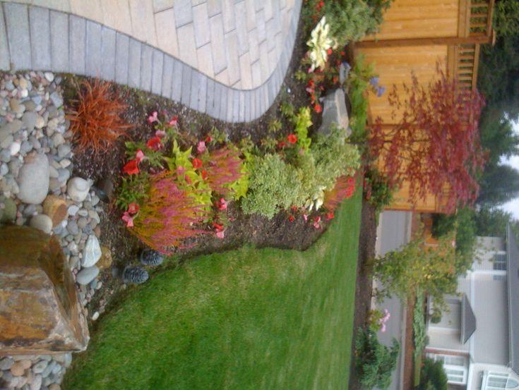 dandelion gardens corner landscaping