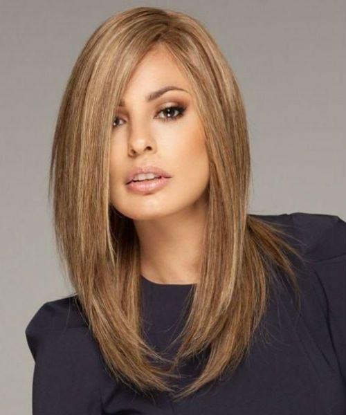 Beeindruckende lange umgekehrte Bob-Frisuren 2019 für Frauen, um Perfektion zu …