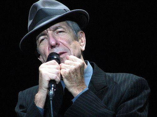 Leonard Cohen - such a gentlemen