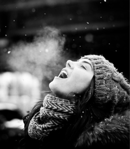 COLD MORNINGS   SEEING MY BREATH before my eyes Cold Breath In Winter