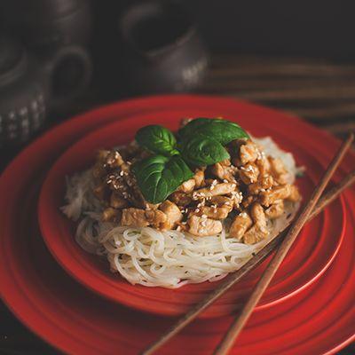 13 Points Futés WW Style Libre par portion. Donne 4 portions. Une belle recette d'inspiration asiatique, avec un goût différent. L'investissement en Points Futés vaut la peine selon me…