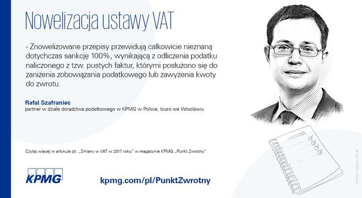 Zmiany w VAT w 2017 roku | Rafał Szafraniec, Tomasz Grunwald →  | Podatnicy są już przyzwyczajeni do częstych zmian przepisów podatkowych. Dotyczy to szczególnie podatku VAT, który ulega przekształceniom również w trakcie roku podatkowego.