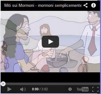 Miti sui Mormoni - mormoni semplicemente https://www.youtube.com/watch?v=cmBPvlMyg7w