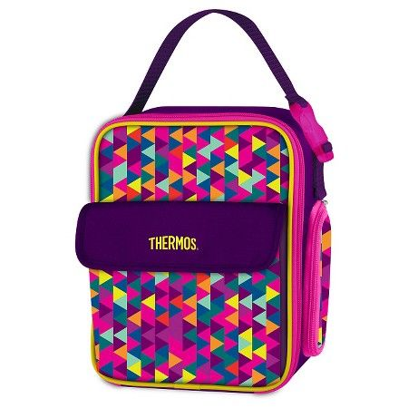 Thermos Lunch Kit Diamond Pattern - Multicolor : Target