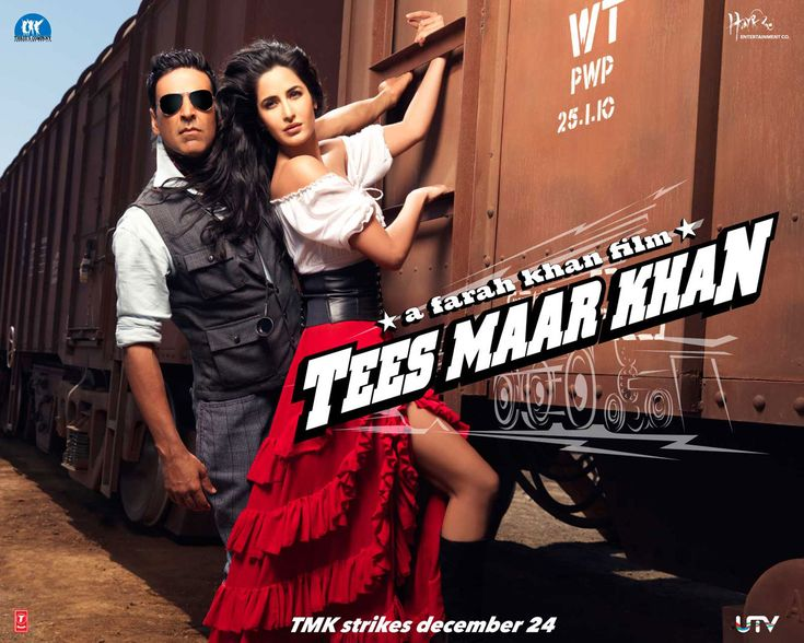 Tees Maar Khan Hindi Movie Online - Akshay Kumar, Katrina Kaif and Akshaye Khanna. Directed by Farah Khan. Music by Vishal-Shekhar. 2010 Tees Maar Khan Hindi Movie Online.