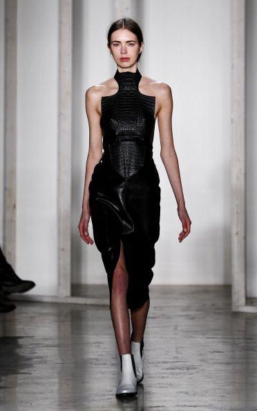 Dion Lee New York Fashion Week A/W 2014 Show