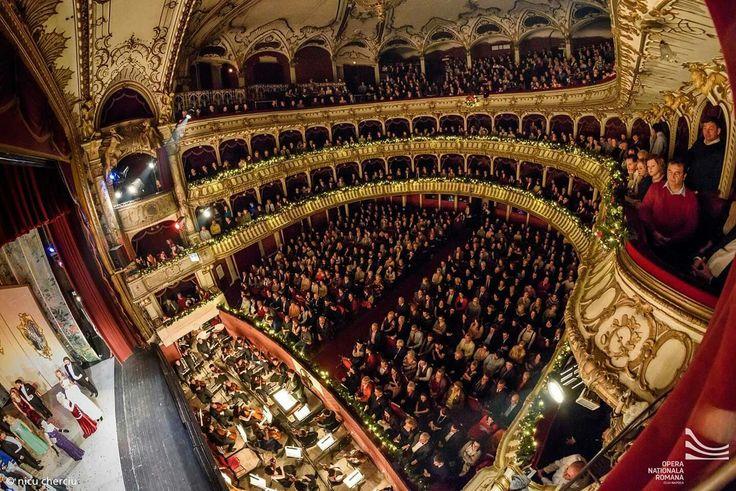 National theatre - Cluj-Napoca