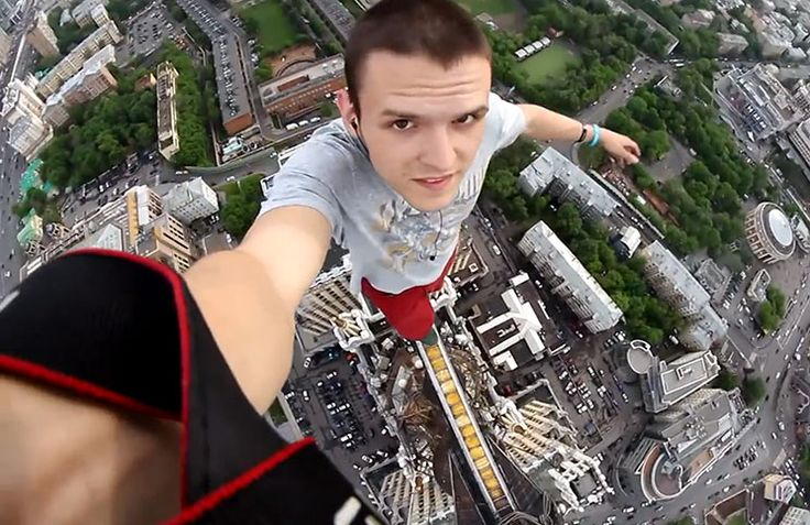 Watching This Video Cost Me 6 Fingernails...These Russian Daredevils Are Insane! - PHUNRISE