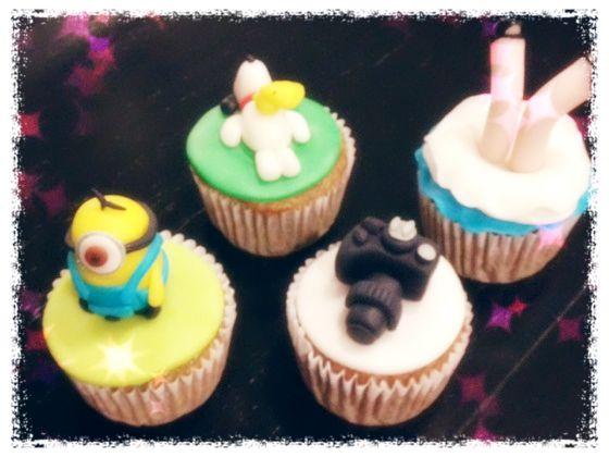 Cupcakes 3D!