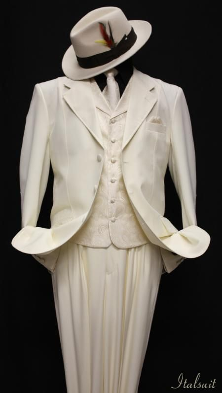 Wedding Zoot Suit   Wedding Tips and Inspiration