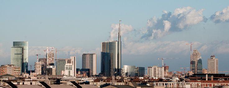 Milan (Italy) skyline: 2012 - SkyscraperCity