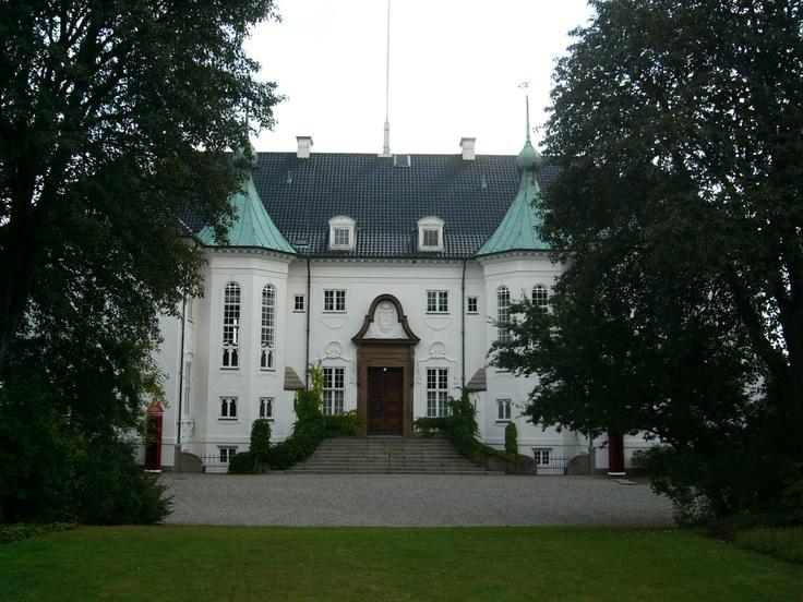 Marselisborg Palace, (Danish: Marselisborg Slot) is a royal residence of the…