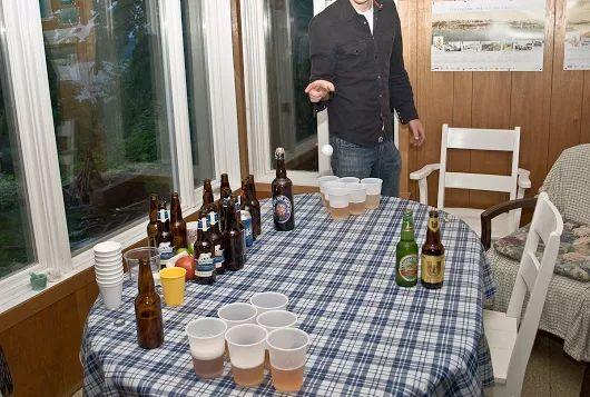 Birra pong - Wikipedia