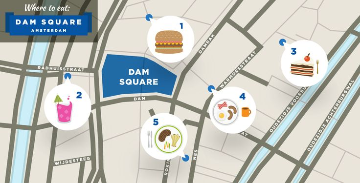 Hotel Vondel Amsterdam To Dam Square