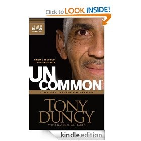 Uncommon: Worth Reading, Indianapolis Colts, Paths, Uncommon, Books Worth, Coach, Finding, Tony Dungy