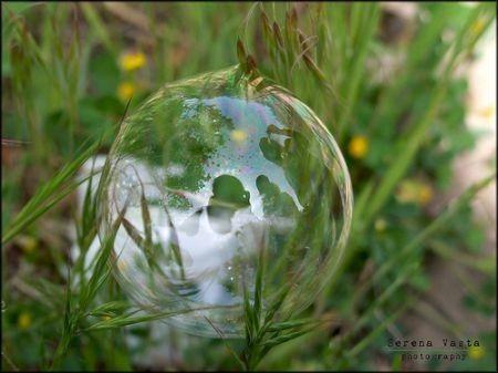 bolle di sapone fatte in casa