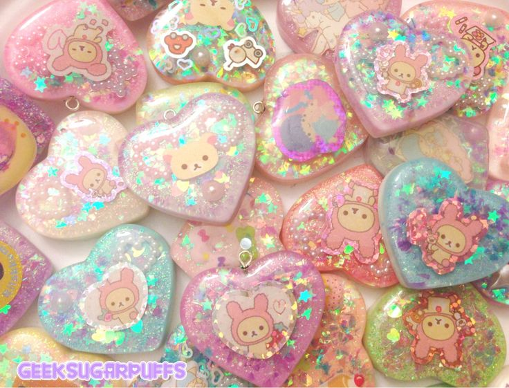 kawaii resin | Tumblr
