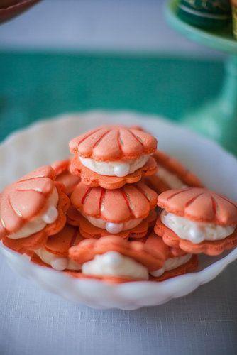 リトルマーメイド♡アリエルのweddingにぴったりな可愛いparty foodのアイデア♡にて紹介している画像
