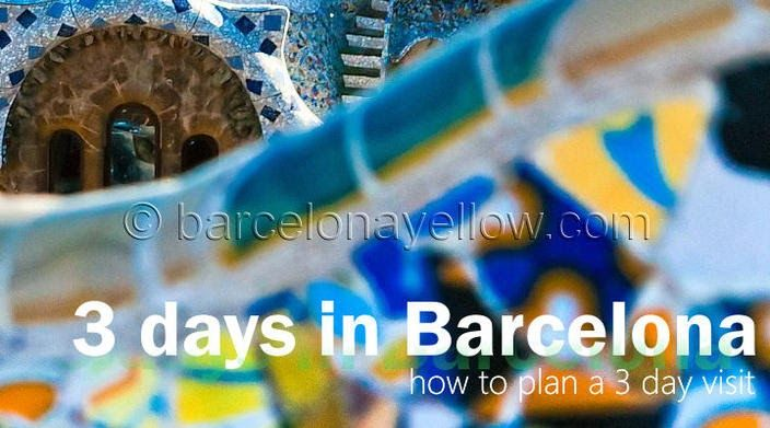 3 days in Barcelona Spain. Plan your stayWe hope this guide will help you plan your visit to barcelona. Many visitors stay for 3 days and a 3 day visit in Barcelona is perfect for seeing most of the top attractions in and near Barcelona.Here is a suggestion for how to plan your trip to Barcelona if you visiting the city for three days or 3 nights. If you are planning your visit to Barcelona from the very beginning then you might also like to check first our articles about where to stay in…