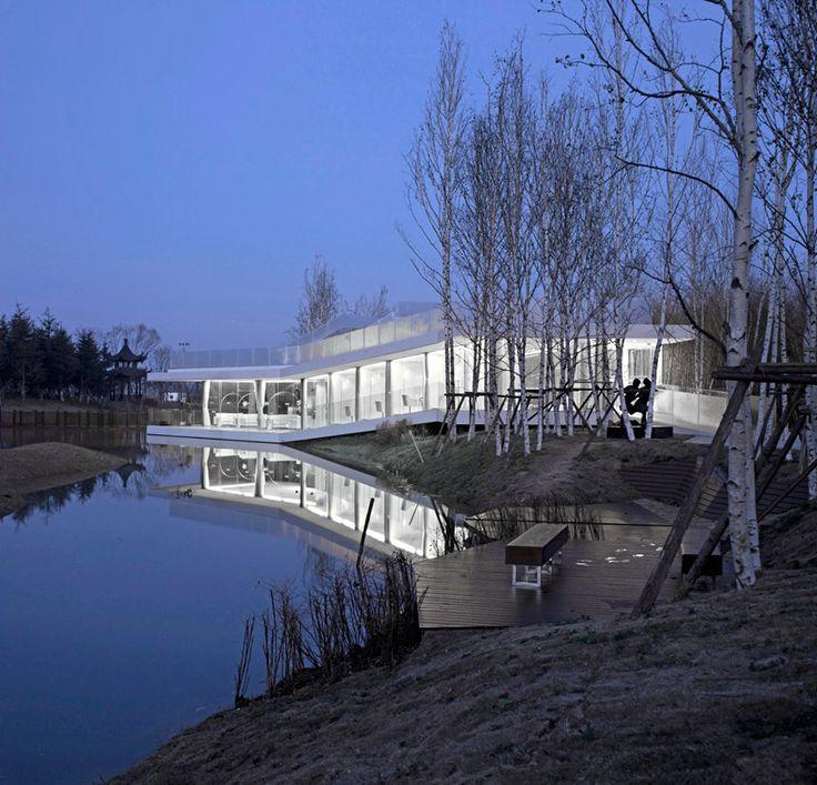 'riverside clubhouse' by TAO, yancheng, jiangsu, china