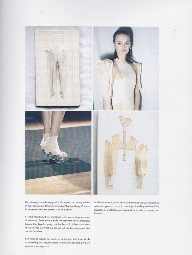THE BOOK IN ON AND BEHIND FASHION // 2011// GAVIN DAVIES