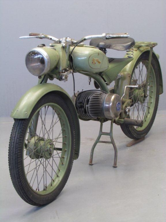 Imme 1950 R100 98cc 1 cyl ts