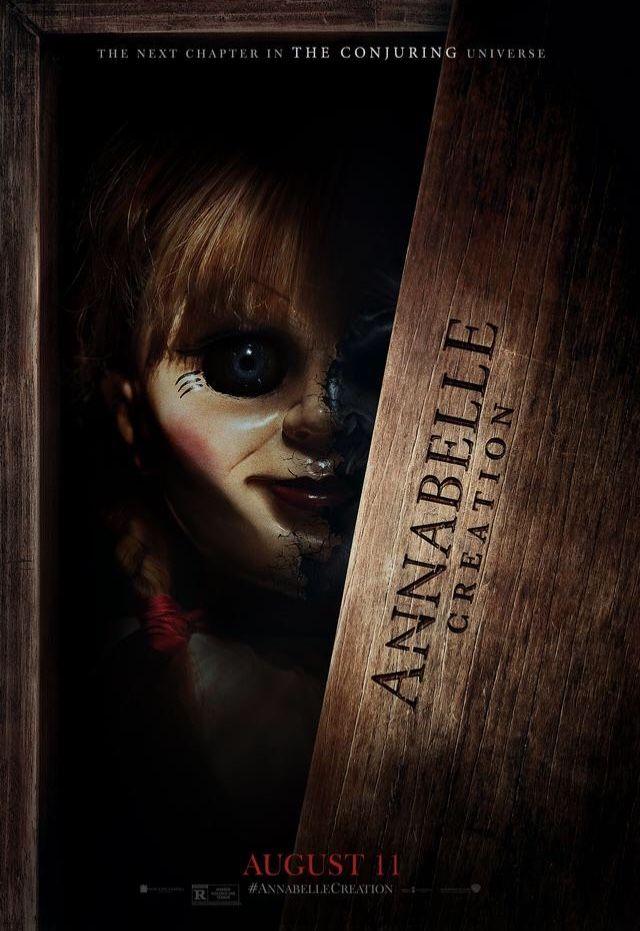 Annabelle Creation Ver Pelicula De Terror Peliculas De Terror Peliculas De Miedo