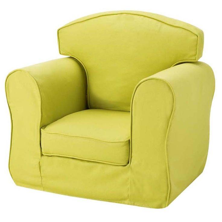 Children's Armchair (or Sofa) - Green