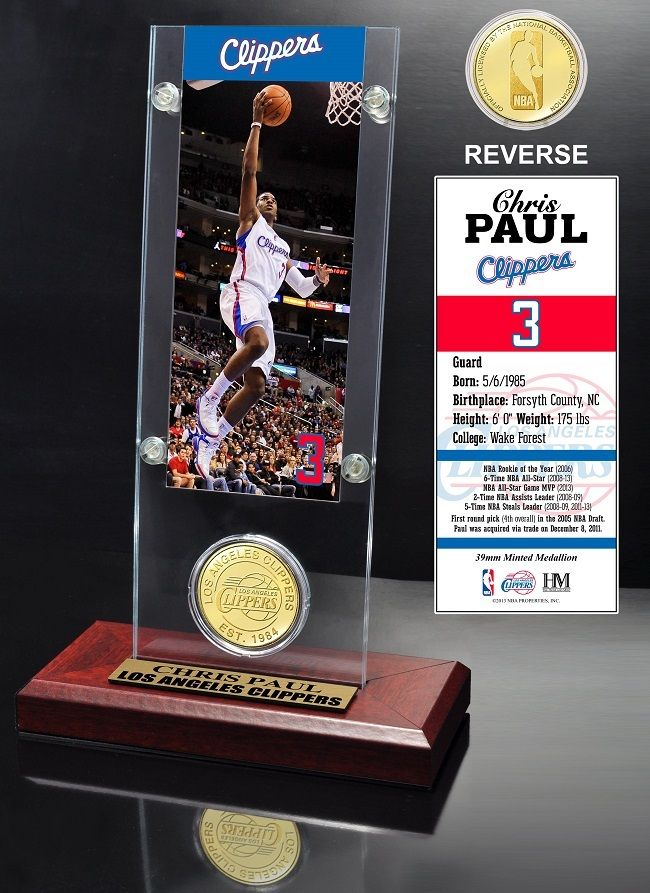 The Man Cave With Chris Paul : Aaa sports memorabilia llc chris paul los angeles