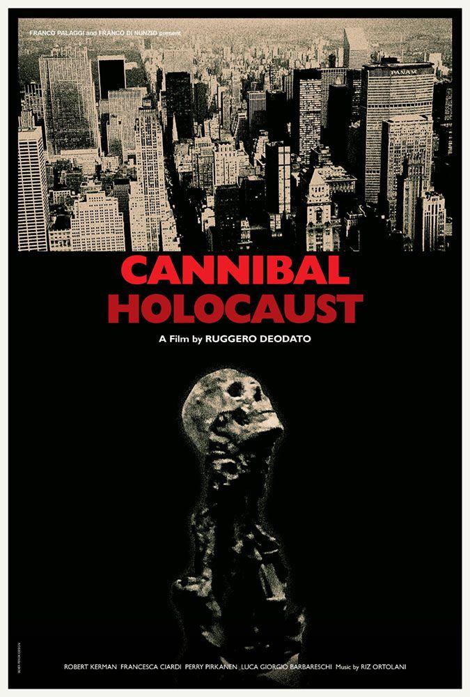 Silver Ferox Design: CANNIBAL HOLOCAUST (Ruggero Deodato, 1980)