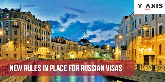 Russian visa rules changed. Tourists are required to submit detailed travel plans along the visa application form.