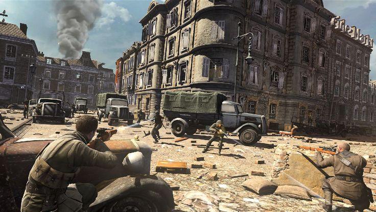 Download .torrent - Sniper Elite – PC  - http://torrentsgames.org/pc/sniper-elite-pc.html